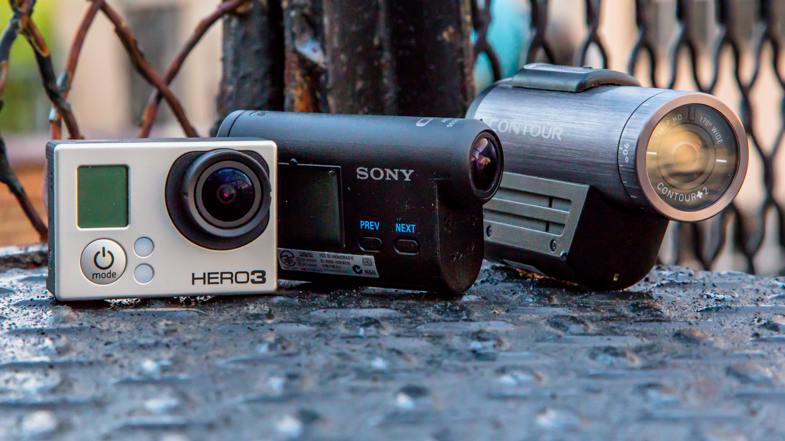 GoPro Hero 3 Black Edition Review比較